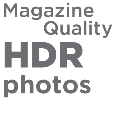 Magazine Quality HDR Photos