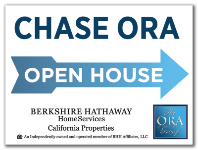 Chase Ora open house