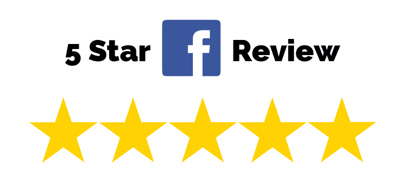 5 Star Facebook Review of Chase Ora