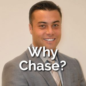 Why Chase?